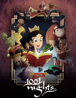 1001 Nights (TV Series)
