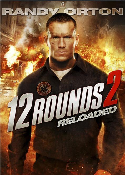 Caratula - 12 Rounds: Reloaded