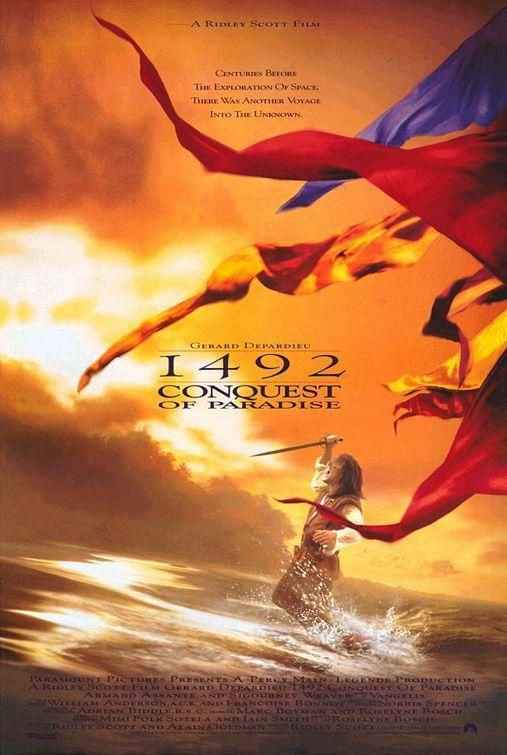 the misrepresentation of the movie conquest of paradise 1492: conquest of paradise (1992) on imdb: movies, tv, celebs, and more.