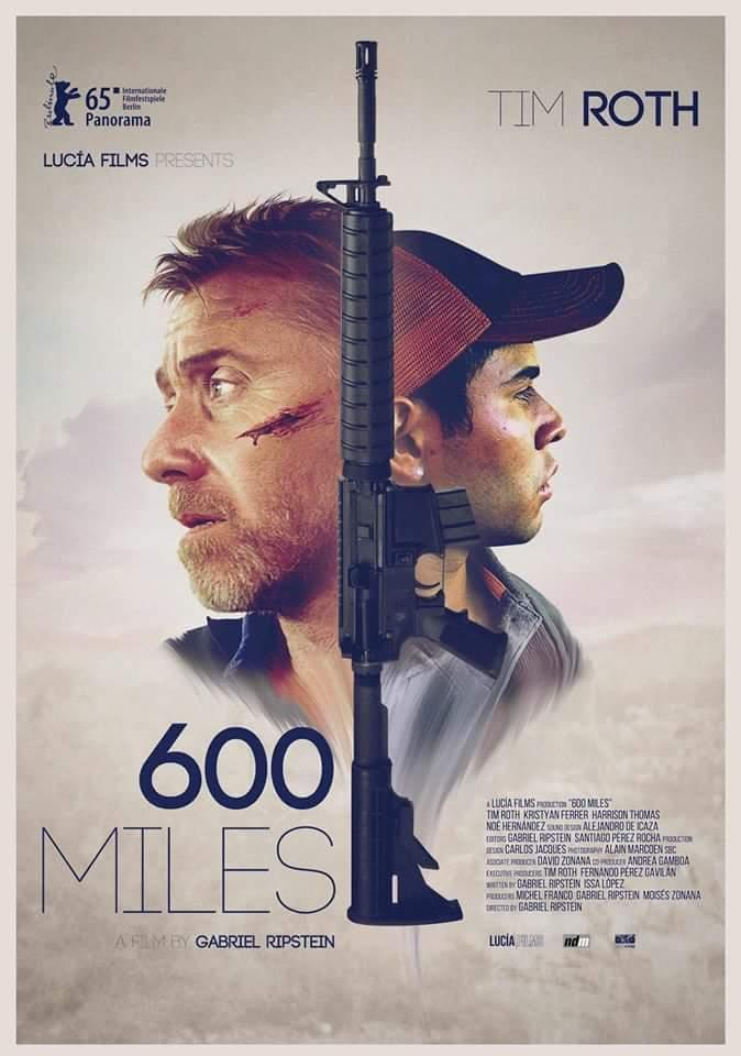 600 millas (2015) HD Latino MEGA