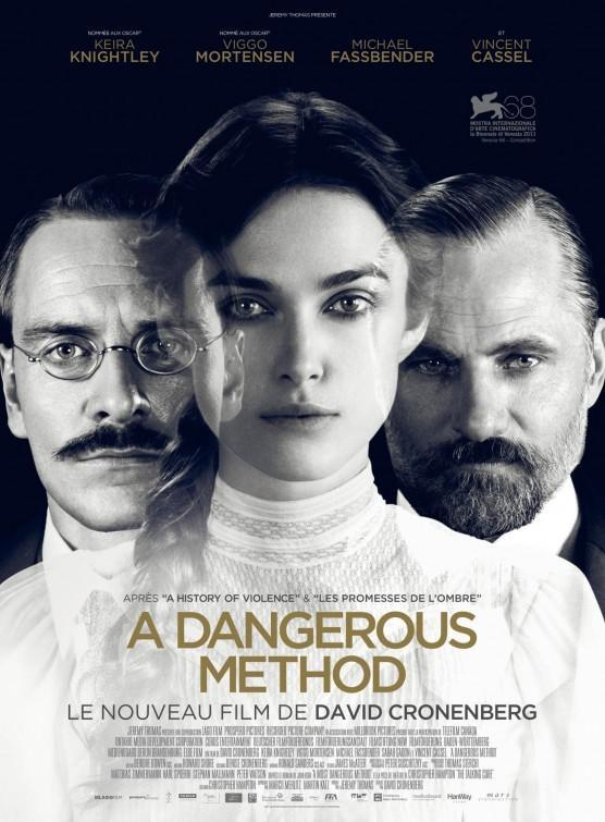 A Dangerous Method - Posters