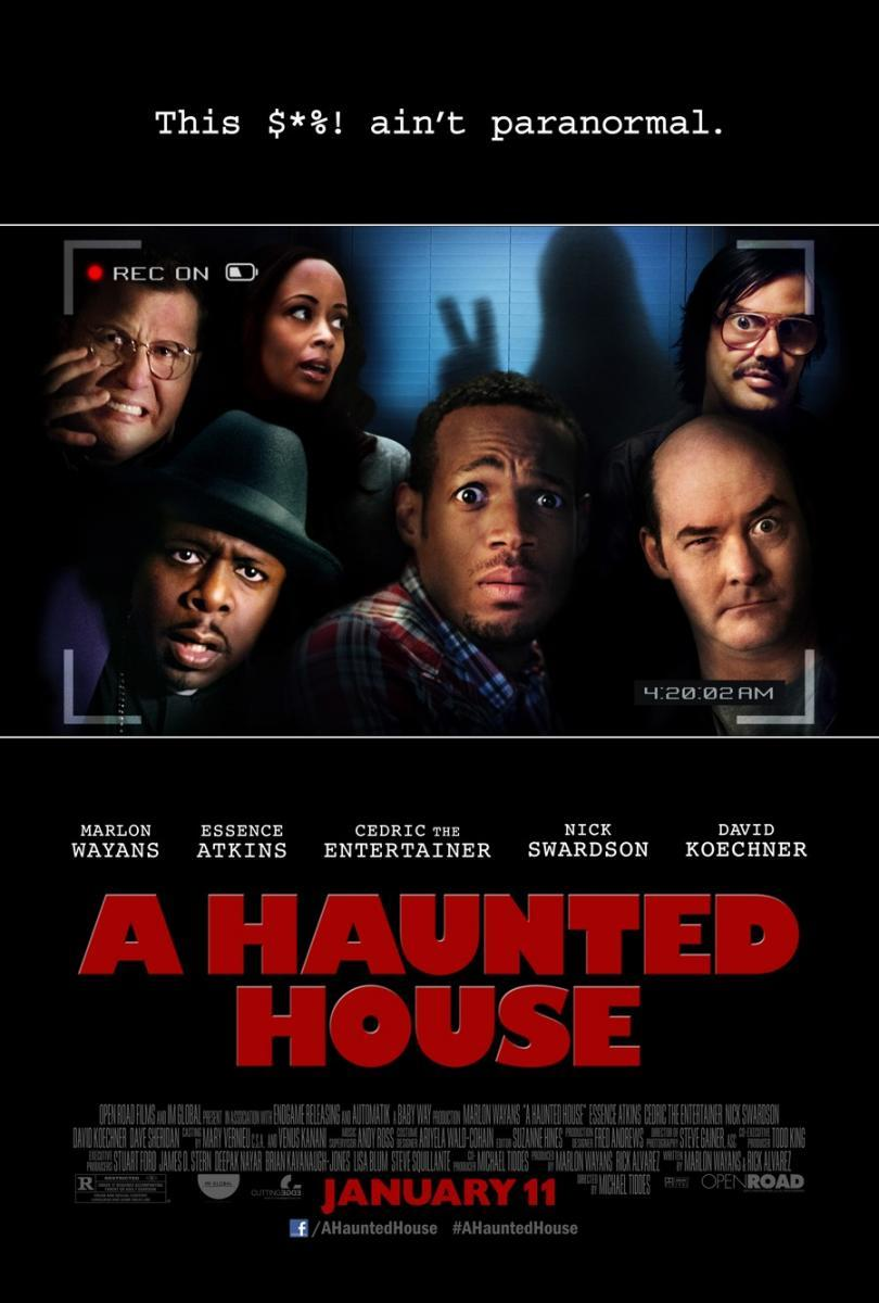 A Haunted House 532056807 large ¿Y Dónde está el Fantasma? [2013] [BRRIp 1080p] [Latino / Ingles]