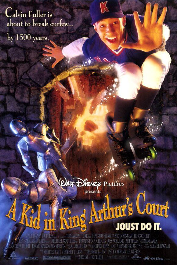 A Kid In King Arthur S Court Cast
