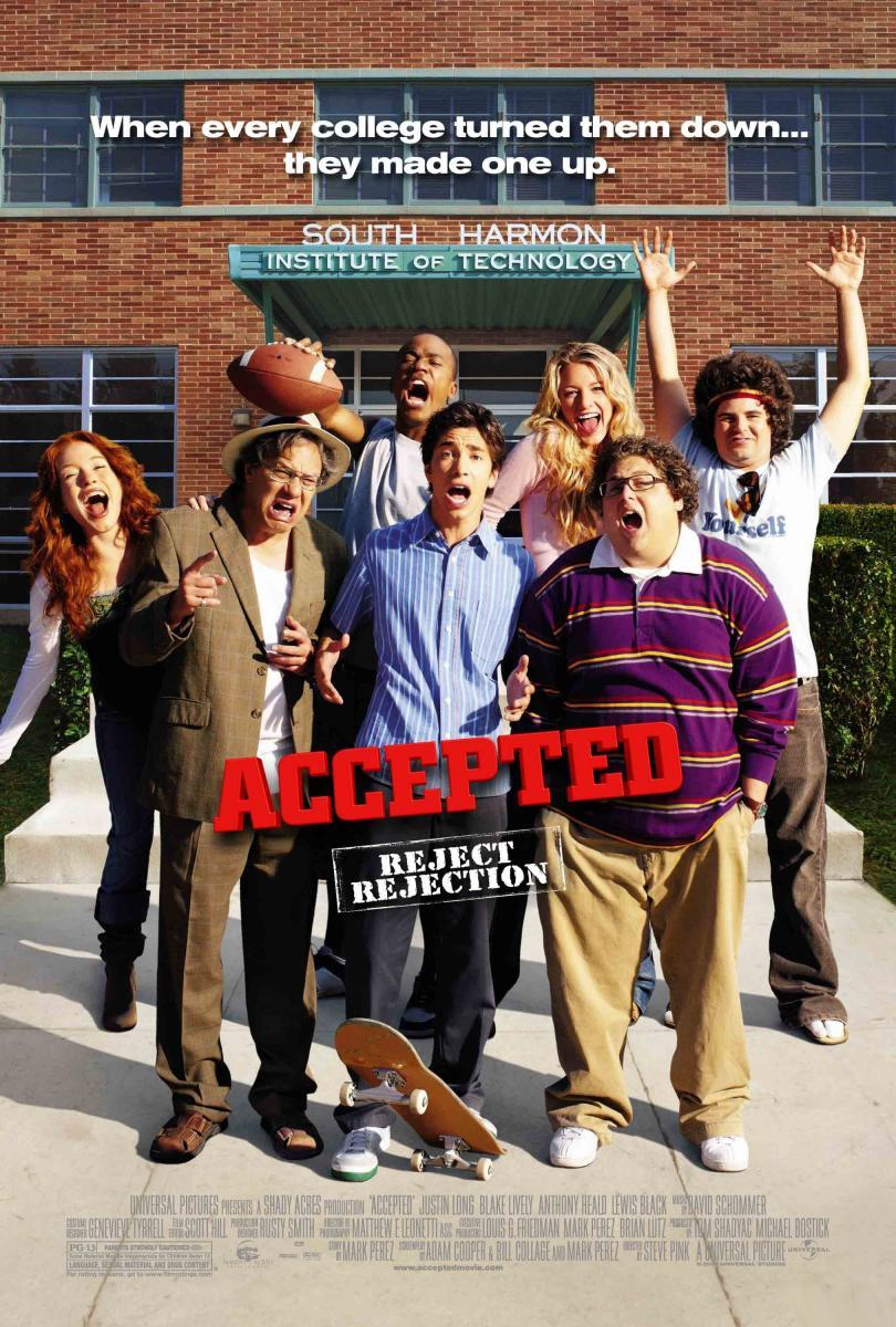 Accepted|BRRip 720p|Dual Ing/Lat