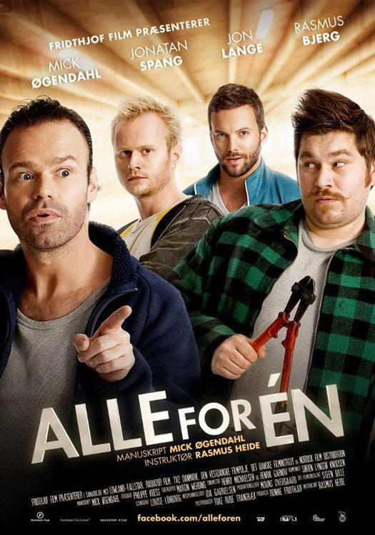 Ver All for One Online (2011)