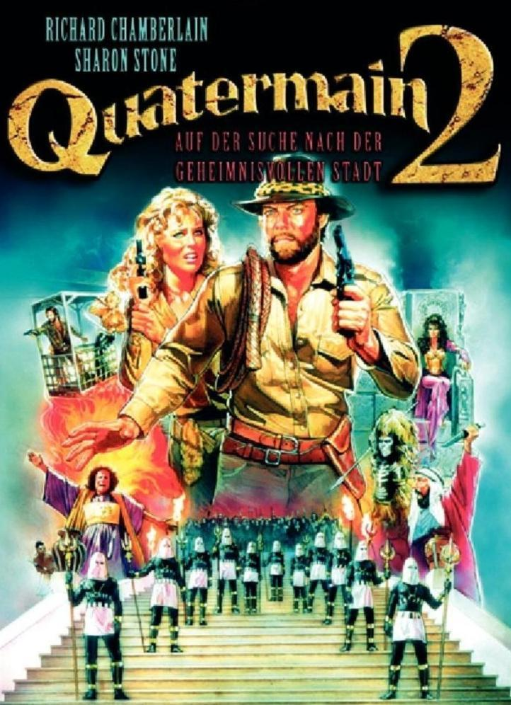 Allan Quatermain and the Lost City of Gold  Netflix