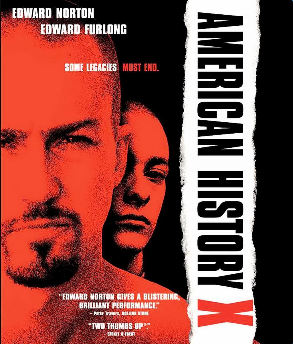 a review of american history x an american crime drama film There are 25 new american tv shows coming in 2017,  the implications of which could result in a very different outcome for american history  sounds like a drama, but it's a comedy with .