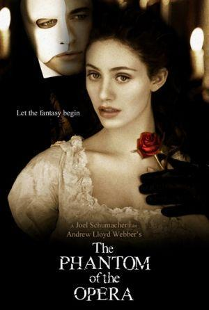 a dark romantic musical in andrew webbers the phantom of the opera Andrew lloyd webber's the phantom of andrew lloyd webber's the phantom of the opera arrived on this is the musical that got me into musicals and opera.
