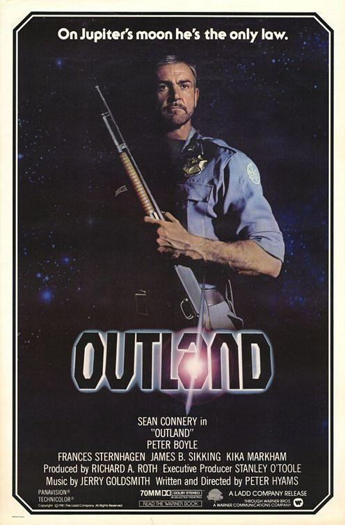 Jerry Goldsmith - Outland • Capricorn One