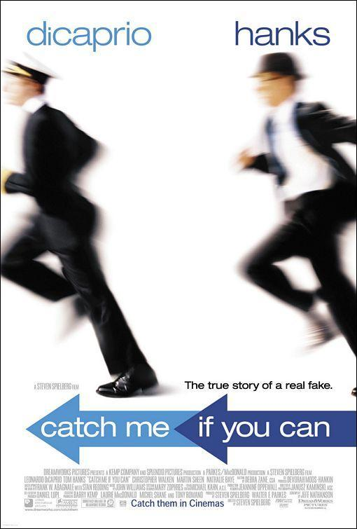 Caratula - Catch Me If You Can