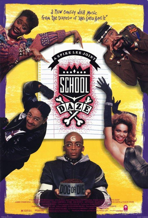 School Daze(1988) - Spike Lee [Dvdrip] [Avi]