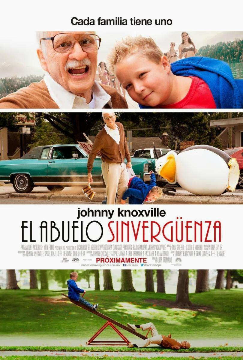 ver pelicula Jackass Presents: Bad Grandpa online gratis hd