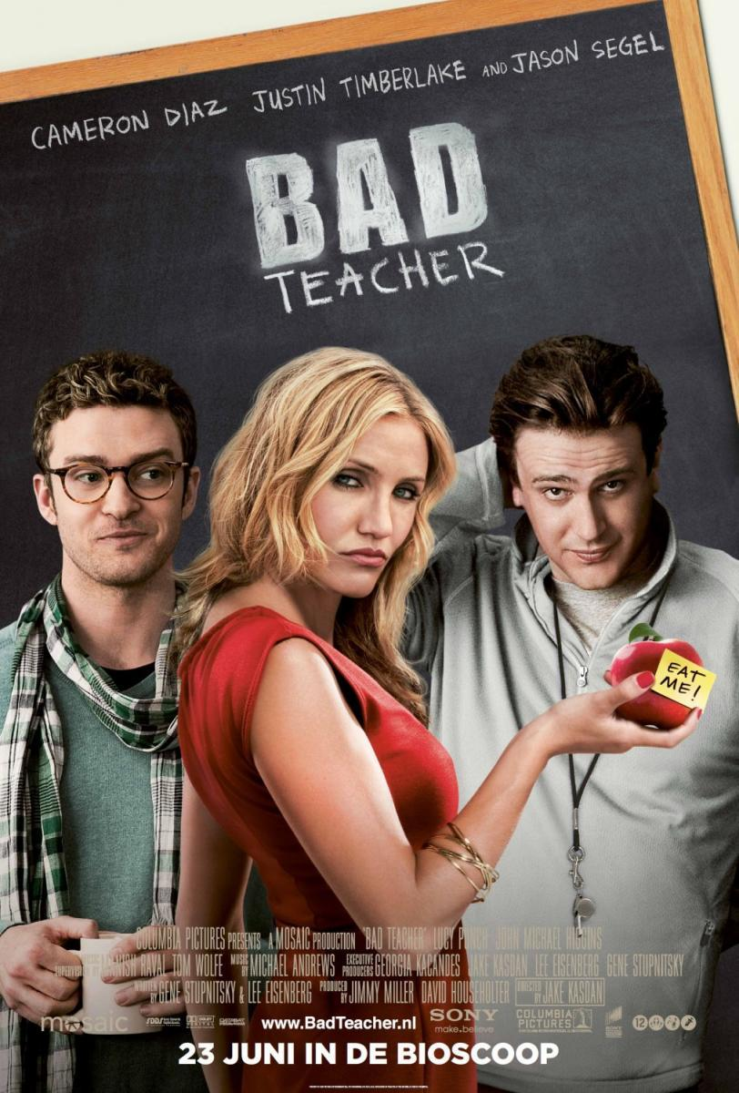 Bad Teacher - Posters