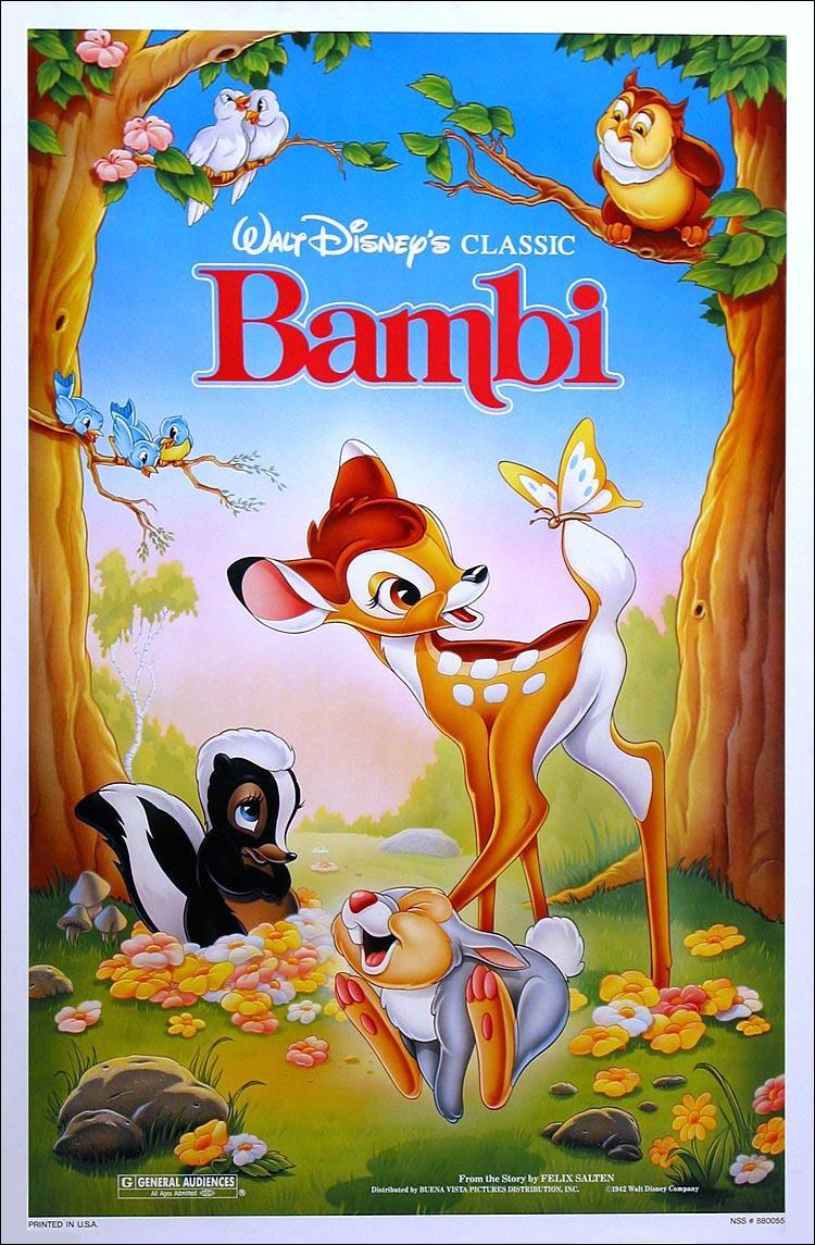 Image Gallery for Bambi - FilmAffinity - 166.0KB