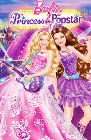visual de Barbie: La Princesa y La Estrella Pop - FilmAffinity