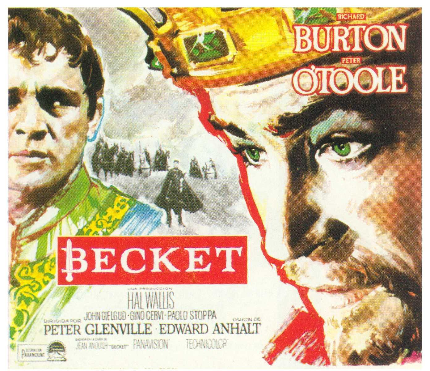 Research paper on thomas a becket