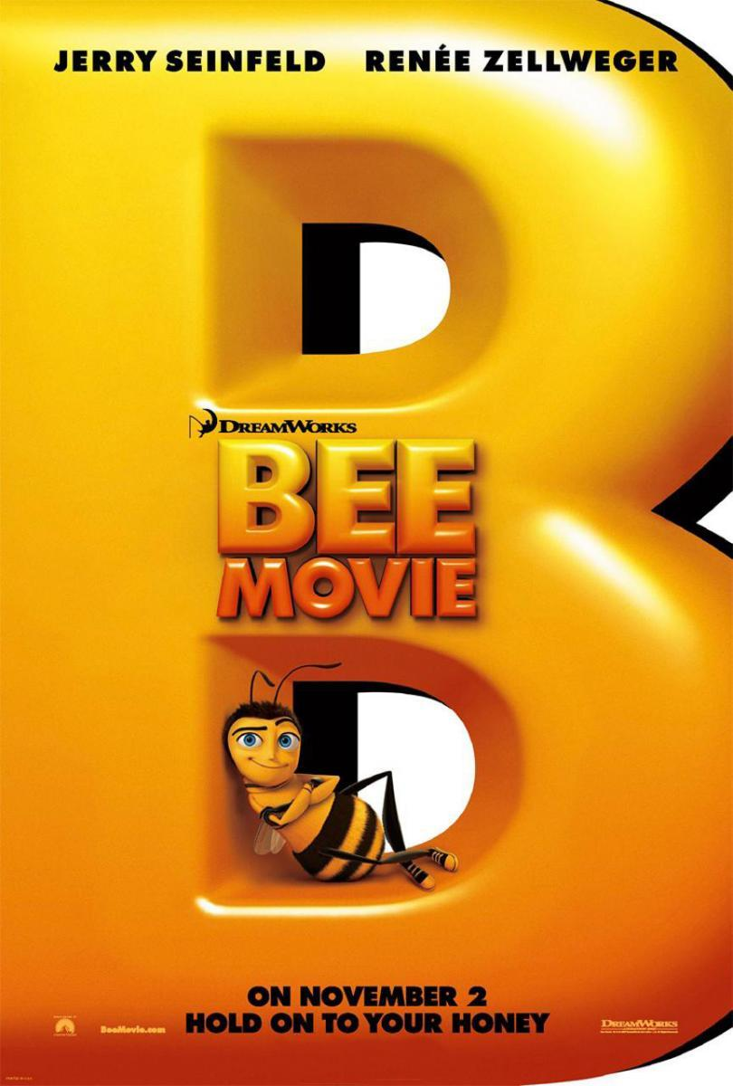 Caratula - Bee Movie