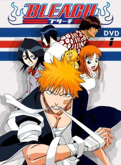 Bleach Epizoda 351
