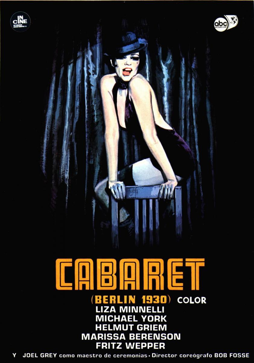 a review of the 1972 film cabaret Chan centre connects film screening: cabaret  growing nazi party, cabaret  is a 1972 american musical drama film  cabaret opened to glowing reviews  and strong box office, eventually taking in more than $20 million.