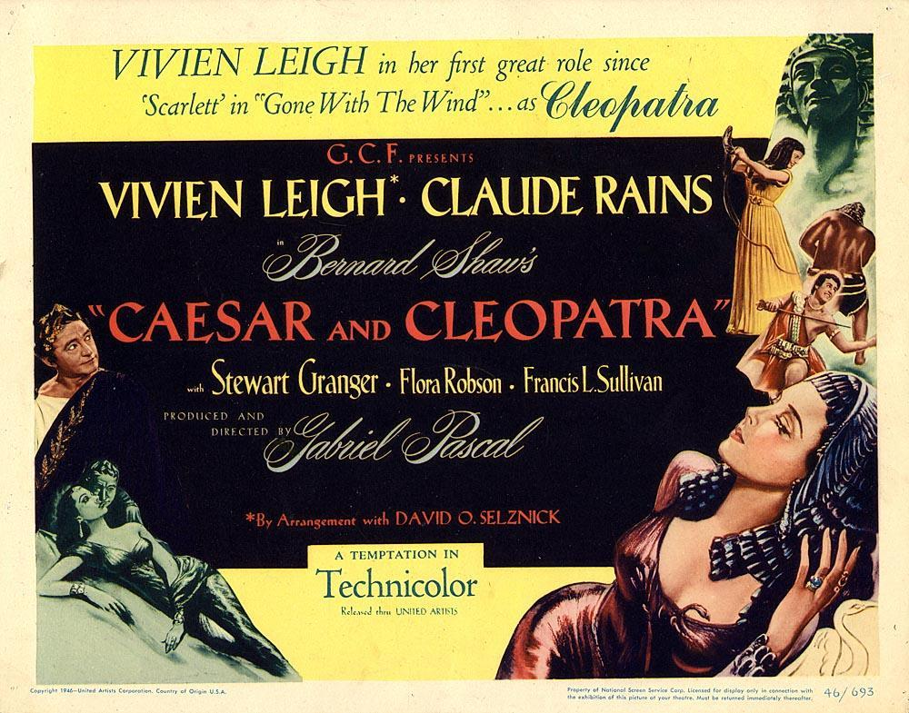 cleopatra film and reputation Cleopatra (1963) posted on december 28 who had been wanting to trying to get a film about cleopatra off the ground for that reputation isn't entirely.