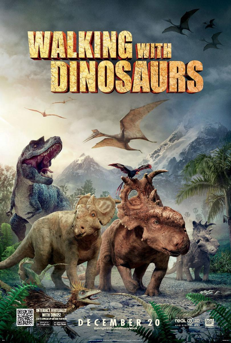 Walking with Dinosaurs [Latino]