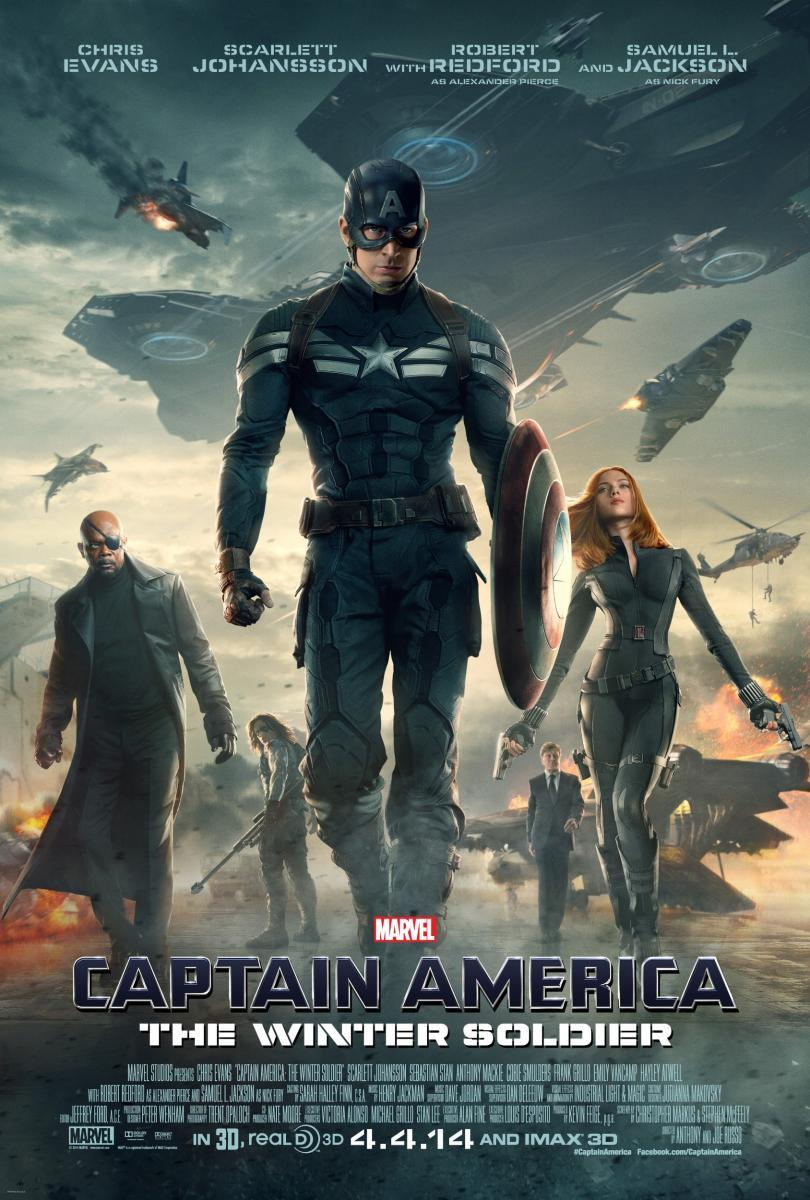 Captain America 2 : The Winter Soldier - El soldado de invierno pelicula online gratis hd