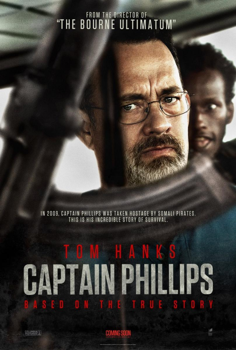 Caratula - Captain Phillips