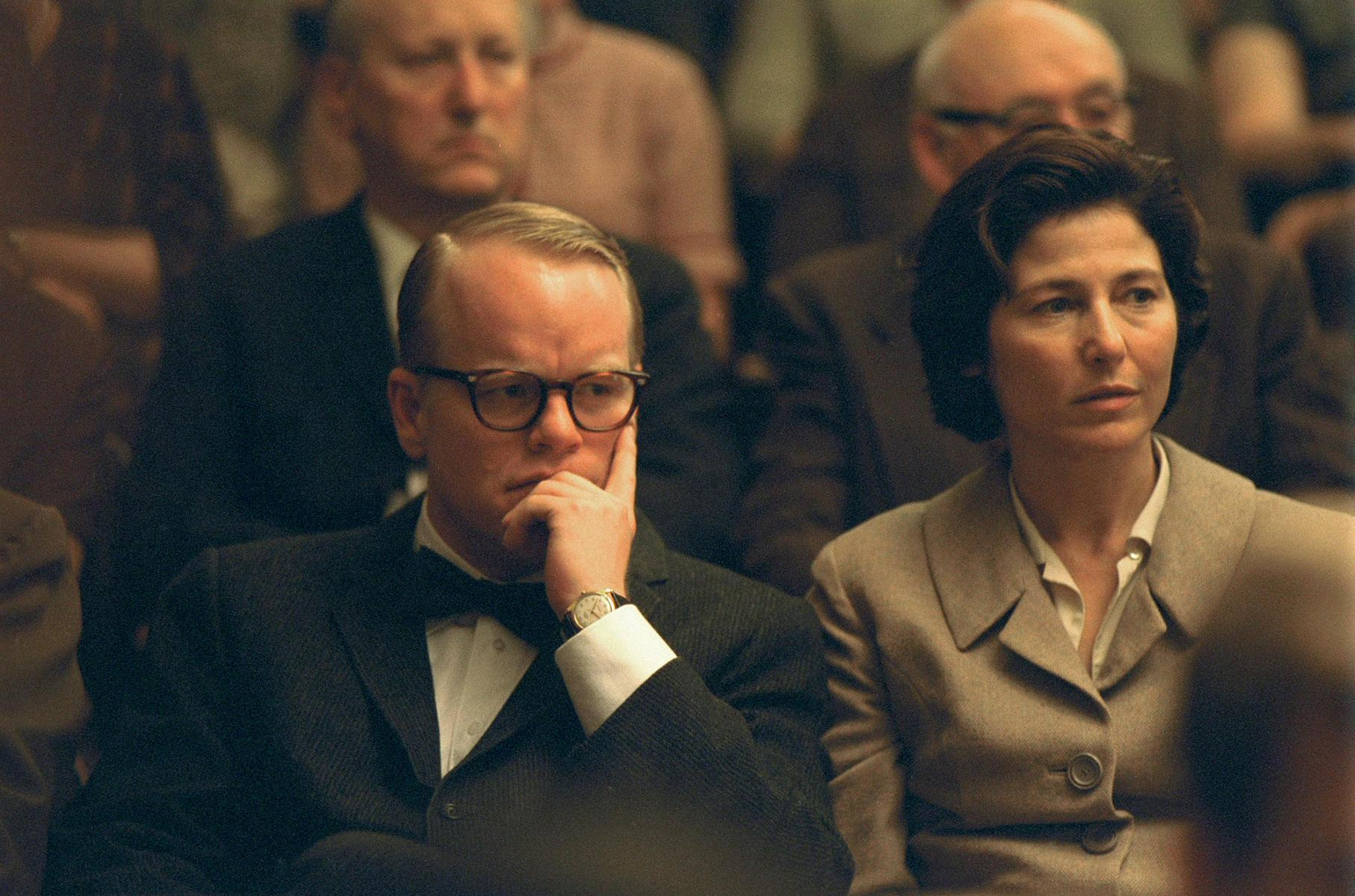 Movie review capote