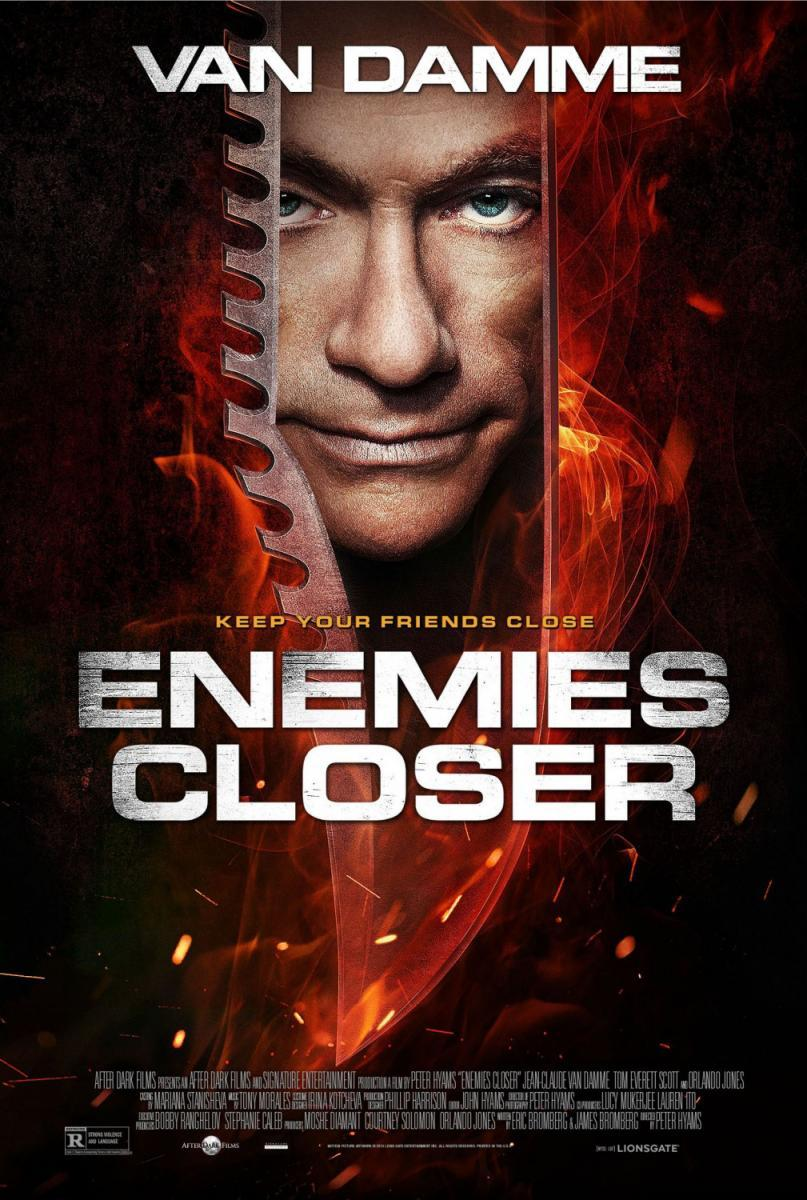 Enemies Closer [DVDBD]