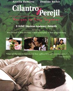 Cilantro y perejil movie