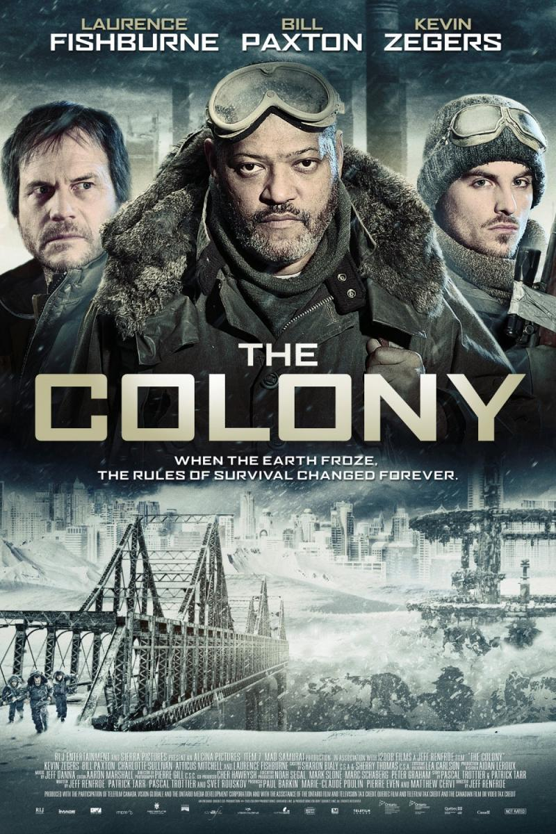 La Colonia (2013) BRRip 720p Latino AC3 5.1