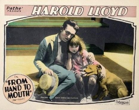 Harold Lloyd - From Hand To Mouth (1919) Mega-Uptobox