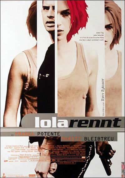 """run lola run directed by tom tykwer essay The film editing of """"run lola run"""" is a very unique one because it incorporates fast paced action with equally pulsating type of music, especially in those sc."""