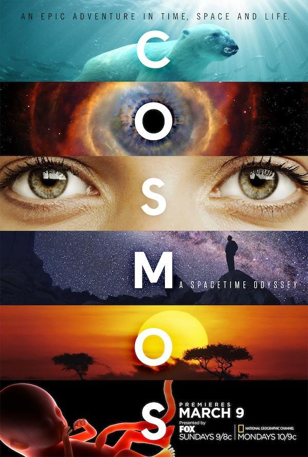 Cosmos: A Spacetime Odyssey 720p