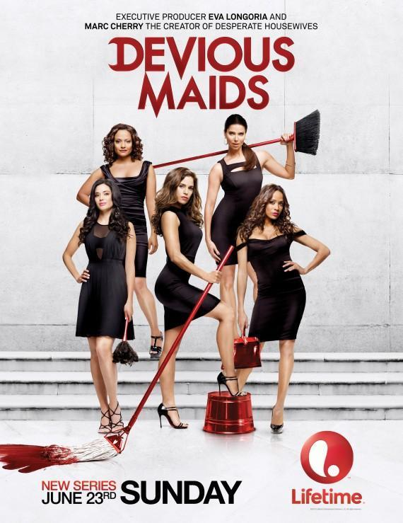 Devious Maids 2x03 y 2x04 Esp Disponible