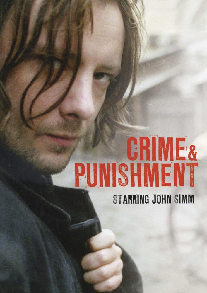 Thesis crime and punishment
