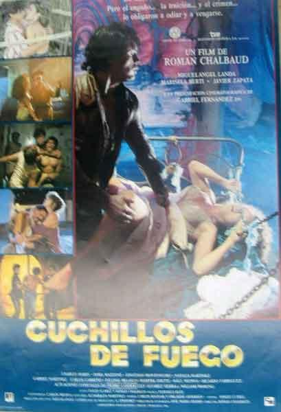 Cuchillos de fuego movie