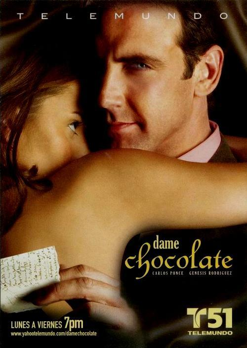 Dame chocolate (Serie de TV)
