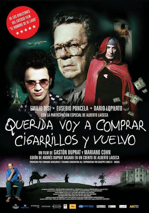 ... going out for cigarettes and I'll be right back (2011) - FilmAffinity