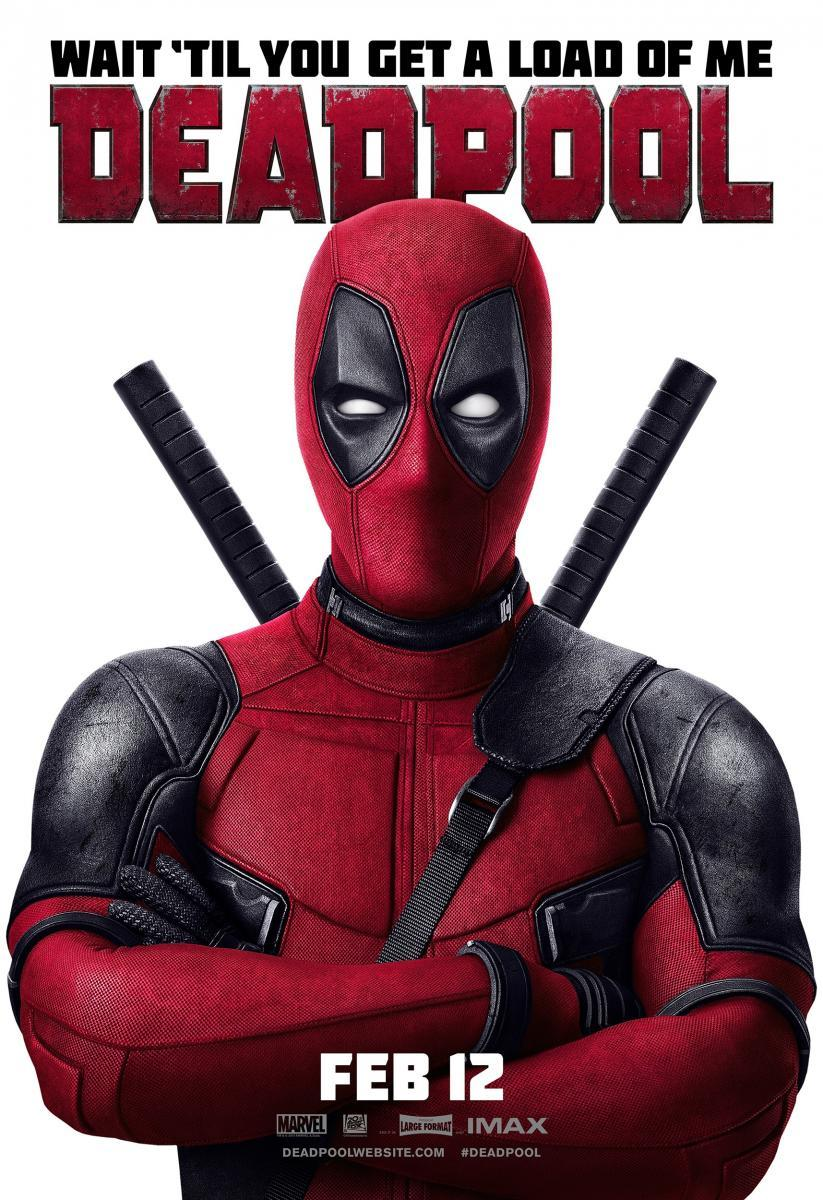 DeadPool [2016][HDrip 720P][Latino][Accion]