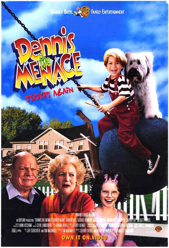 Dennis the Menace Strikes Again!  - Poster / Main Image