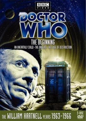 Doctor Who: An Unearthly Child (TV)