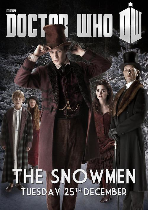 Doctor Who: The Snowmen (TV)