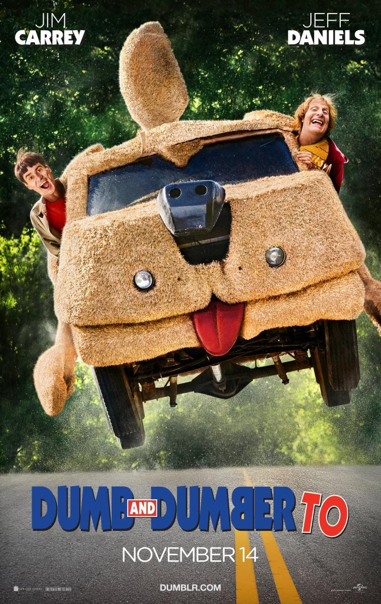 Tonto y Retonto 2 Online (2014) Dumb and Dumber To 2