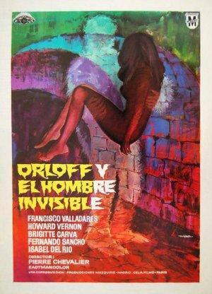 Dr. Orloff's Invisible Monster movie