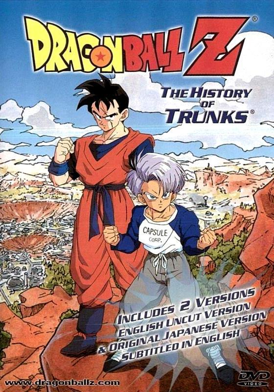 Dragon Ball Z: The History of Trunks (TV Movie 1993)