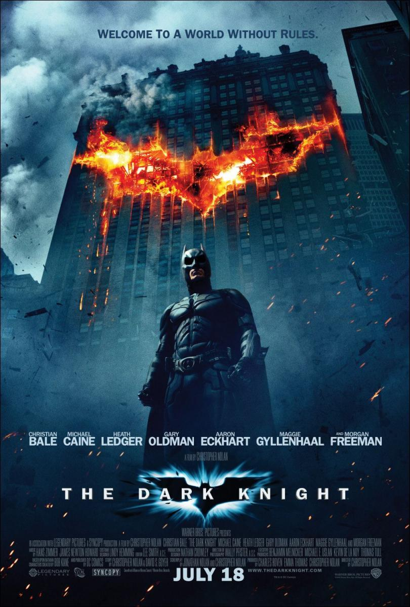 The Dark Knight [DVD9] [Latino]