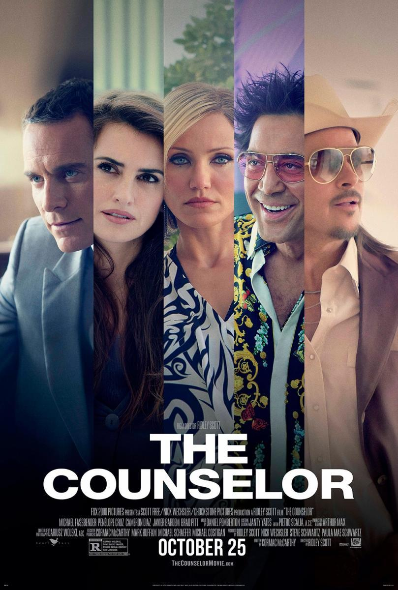 ver pelicula El consejero - The Counselor online gratis hd
