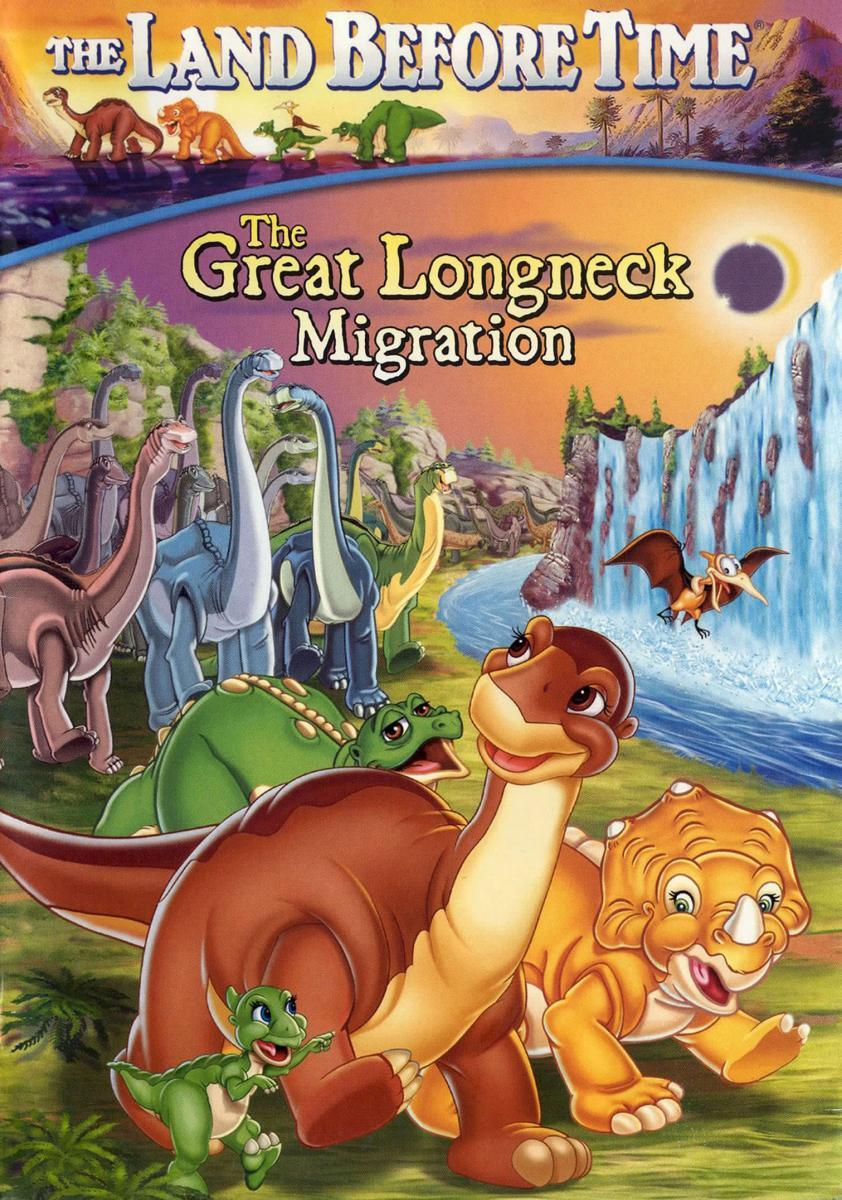 The Land Before Time X: The Great Longneck Migration [Latino]