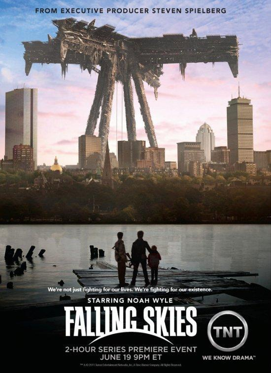 Falling Skies 4x11 y 412 Vose Disponible